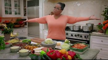 Weight Watchers Freestyle TV Spot, \'Taco Prep\' Feat. Oprah Winfrey