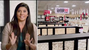 Floor & Decor TV Spot, 'Mucha variedad' [Spanish] - Thumbnail 3