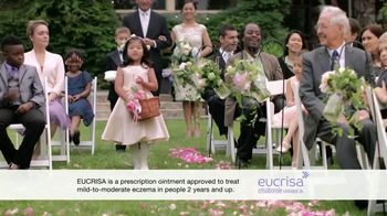 Eucrisa TV Spot, 'Flower Girl' - Thumbnail 1