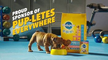 Pedigree TV Spot, 'Pup-letes: Tiny Sneakers' - Thumbnail 10