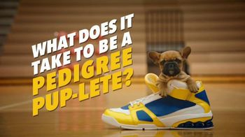 Pedigree TV Spot, \'Pup-letes: Tiny Sneakers\'