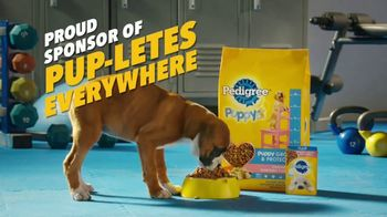 Pedigree TV Spot, 'Pup-lete: Good Acting' - Thumbnail 9