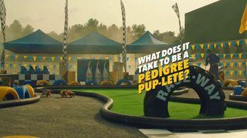 Pedigree TV Spot, 'Pup-letes: Pit Crew' - Thumbnail 1