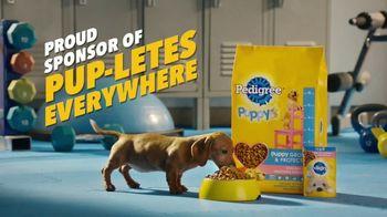 Pedigree TV Spot, 'Pup-letes: Pit Crew' - Thumbnail 10