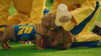 Pedigree TV Spot, 'Pup-letes: Pit Crew' - Thumbnail 8