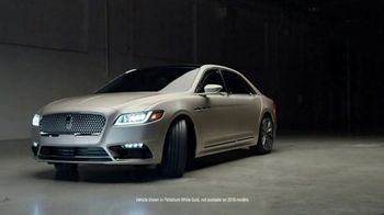 Lincoln Continental TV Spot, 'Formation' [T1] - Thumbnail 7