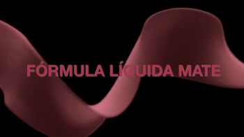 Maybelline New York SuperStay Matte Ink Un-Nude TV Spot, 'Mate' [Spanish] - Thumbnail 6