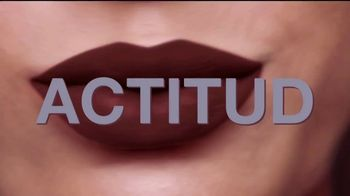 Maybelline New York SuperStay Matte Ink Un-Nude TV Spot, 'Mate' [Spanish] - Thumbnail 8