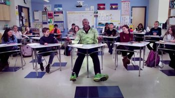 Draper TV Spot, 'The Science of Sports' Featuring Cedric Maxwell