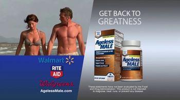 Ageless Male TV Spot, 'Muscle, Testosterone, Libido' - Thumbnail 7