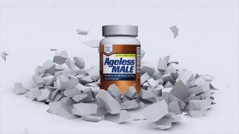 Ageless Male TV Spot, 'Muscle, Testosterone, Libido' - Thumbnail 3