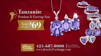 Jewelry Exchange TV Spot, 'Be My Valentine: Tanzanite and Diamonds' - Thumbnail 2