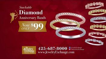 Jewelry Exchange TV Spot, 'Be My Valentine: Tanzanite and Diamonds'