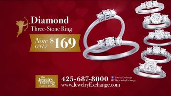 Jewelry Exchange TV Spot, 'Be My Valentine: Tanzanite and Diamonds' - Thumbnail 4