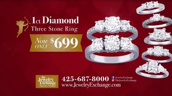 Jewelry Exchange TV Spot, 'Be My Valentine: Tanzanite and Diamonds' - Thumbnail 5