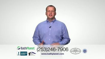 Bath Planet TV Spot, 'New Bath Remodel' - Thumbnail 1