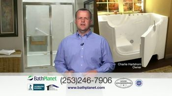 Bath Planet TV Spot, 'New Bath Remodel' - Thumbnail 2