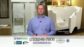 Bath Planet TV Spot, 'New Bath Remodel'