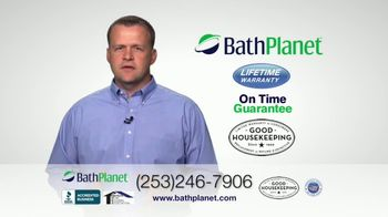 Bath Planet TV Spot, 'New Bath Remodel' - Thumbnail 5