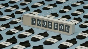 Bombas TV Spot, 'Most Important Socks in the World' - Thumbnail 10