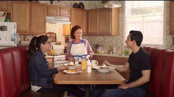 Denny's Dulce de Leche Crunch Pancakes TV Spot, 'Abuela' [Spanish] - 413 commercial airings