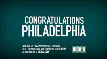 Dick's Sporting Goods TV Spot, 'Congratulations Philadelphia' - Thumbnail 1
