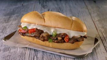 Jack in the Box Prime Rib Cheesesteak TV Spot, 'Try It' Ft. Martha Stewart - Thumbnail 2