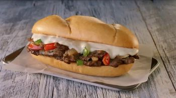 Jack in the Box Prime Rib Cheesesteak TV Spot, 'Try It' Ft. Martha Stewart - Thumbnail 5