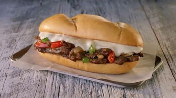 Jack in the Box Prime Rib Cheesesteak TV Spot, 'Try It' Ft. Martha Stewart - Thumbnail 6