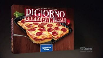 DiGiorno Crispy Pan Pizza TV Spot, 'Directo a tu mesa' [Spanish] - Thumbnail 10