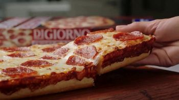 DiGiorno Crispy Pan Pizza TV Spot, 'Directo a tu mesa' [Spanish] - Thumbnail 8