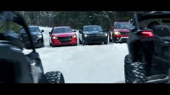 Dodge TV Spot, 'Chase a Wolf' [T1] - 539 commercial airings