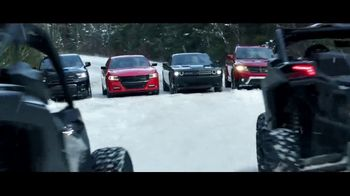 Dodge TV Spot, \'Chase a Wolf\' [T1]