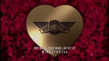 Wingstop Wing Luv Kit TV Spot, '1-844-WING-LUV' - Thumbnail 8