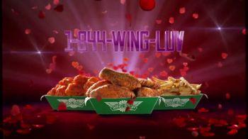 Wingstop Wing Luv Kit TV Spot, '1-844-WING-LUV' - Thumbnail 1