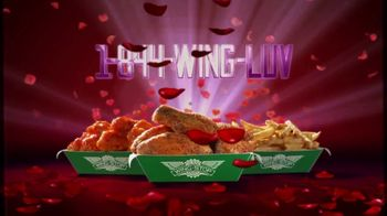 Wingstop Wing Luv Kit TV Spot, '1-844-WING-LUV' - Thumbnail 4