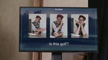 GolfBook TV Spot, 'Fred Talks Malarkey for 30 Seconds' - Thumbnail 5