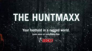 Rocky Huntmaxx Boots TV Spot, 'Heavy Brush to Heavy Duty' - Thumbnail 10