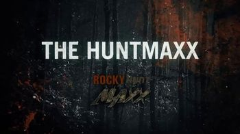 Rocky Huntmaxx Boots TV Spot, 'Heavy Brush to Heavy Duty' - Thumbnail 2