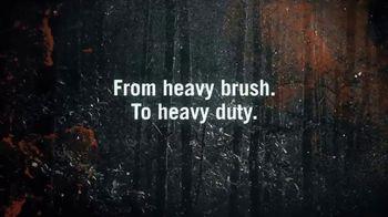Rocky Huntmaxx Boots TV Spot, 'Heavy Brush to Heavy Duty' - Thumbnail 3