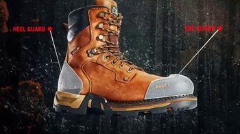 Rocky Huntmaxx Boots TV Spot, 'Heavy Brush to Heavy Duty' - Thumbnail 5