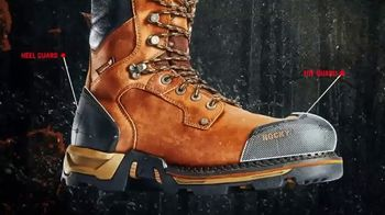 Rocky Huntmaxx Boots TV Spot, 'Heavy Brush to Heavy Duty'