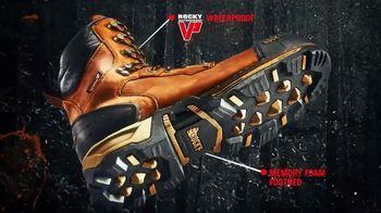 Rocky Huntmaxx Boots TV Spot, 'Heavy Brush to Heavy Duty' - Thumbnail 8