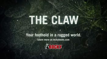 Rocky Claw TV Spot, 'Get Closer, Faster' - Thumbnail 6