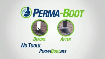 Perma-Boot TV Spot, 'The Best Permanent Leak Prevention and Roof Repair'