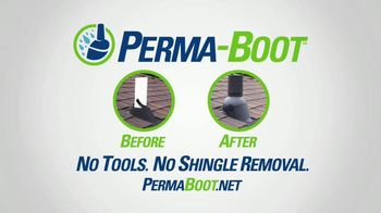Perma-Boot TV Spot, 'The Best Permanent Leak Prevention and Roof Repair' - Thumbnail 2