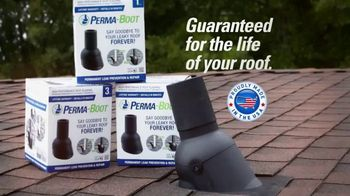 Perma-Boot TV Spot, 'The Best Permanent Leak Prevention and Roof Repair' - Thumbnail 4