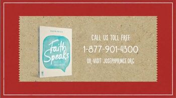 Joseph Prince Faith Speaks TV Spot, 'Power in Your Words' - Thumbnail 6