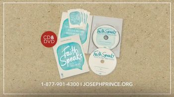 Joseph Prince Faith Speaks TV Spot, 'Power in Your Words'