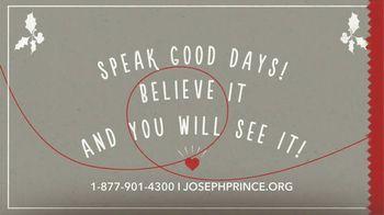 Joseph Prince Faith Speaks TV Spot, 'Power in Your Words' - Thumbnail 3